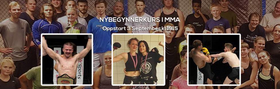 NYBEGYNNERKURS I MMA